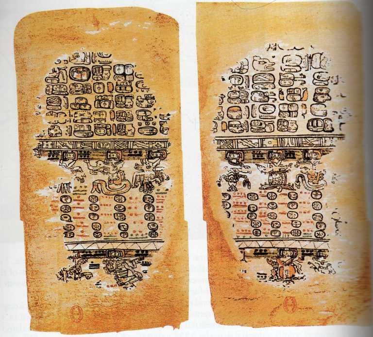 mayaPARIScodexZODIACalmanac855